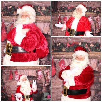 Santa Character for hire, San Bernardino, Ca